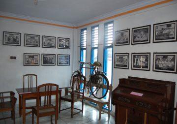 GORESAN SEJARAH DI MUSEUM GKJ WONOSOBO