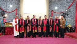 Pendeta Baru, Kado Spesial HUT ke-6 GKJ Karangbendo