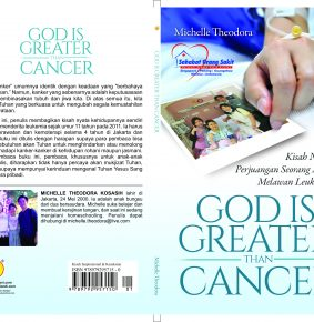 God Is Than Greather Than Cancer