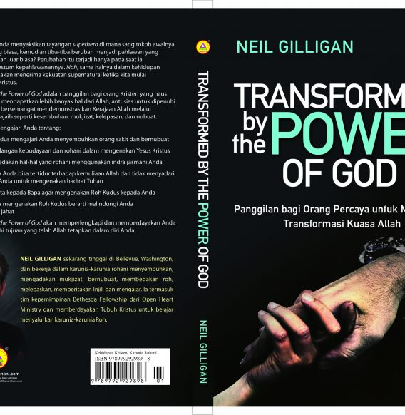 Transformed by the Power of GOD.