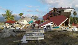 Kesaksian Juan Pierre, Korban Gempa & Tsunami di Palu