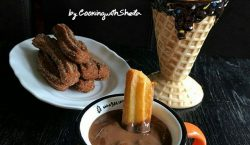 Churros by Cooking with Sheila
