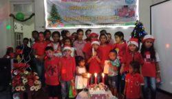 Anak dan Remaja Sektor Karmel Jemaat GPM Soya Rayakan Natal…