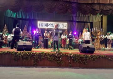 Christmas Celebration Rock DIY-Jateng: Menyambut Sang Utusan