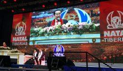 Gereja Tiberias Indonesia Gelar Natal ke-17 di GBK