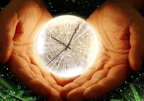 Tuhan Selalu Tepat Waktu