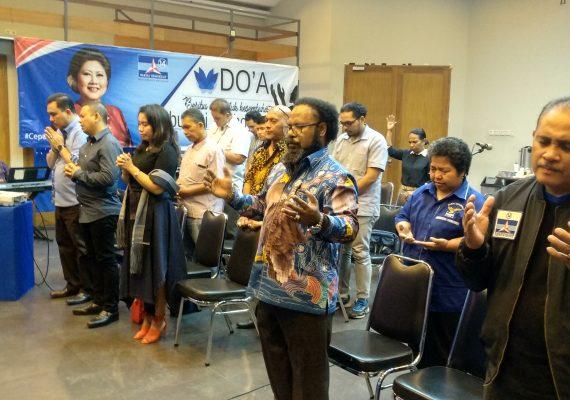 Doa Bersama Untuk Ibu Ani Yudhoyono