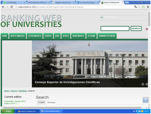 10 Universitas Kristen Terbaik di Indonesia Versi Webometric, Tidak Semua Berada di Kota Besar