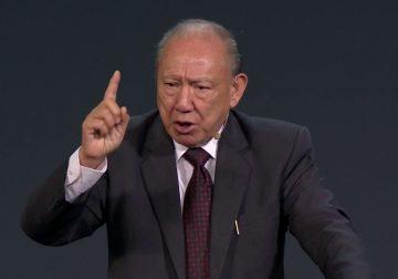 """Stephen Tong : """"Pemimpin Gereja Jangan 'Sakit Kelamin'"""""""