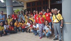 SOS Ambon Rayakan HUT Ke-2, Berbagi di Rumah Sakit dan…