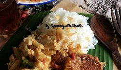 Sapi Bumbu Rujak ala Cooking with Sheila
