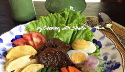 Selat Solo ala Cooking with Sheila