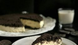 No Bake Oreo Cheesecake ala Cooking with Sheila