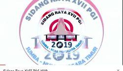 Sidang Raya PGI XVII 2019