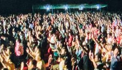 Healing Movement Crusade 309 Gelar KKR Kesembuhan Ilahi di Bali