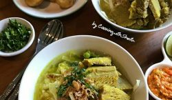 Soto Sapi ala Cooking with Sheila