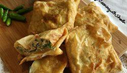 Martabak Telur ala Cooking with Sheila