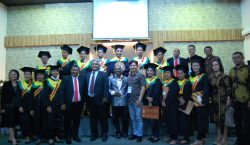 Wisuda Angkatan Pertama Sekolah Misi Galilea Yogyakarta Gelar Mission Conference…