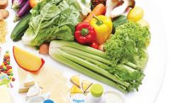 Merancang Pola Makan Seimbang