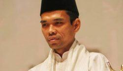 Di Sumba Tidak perlu ada Aksi terhadap Ustad Abdul Somad