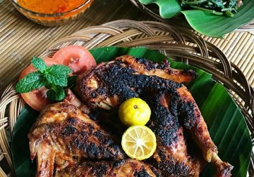 Ayam Bakar Taliwang ala Cooking with Sheila