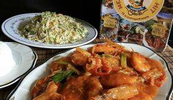 Udang Saus Padang ala Cooking with Sheila
