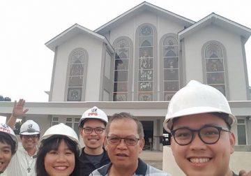Kisah Perjuangan Albertus Gregory Tan Bantu Gereja St. Clara, Bekasi