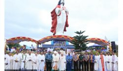 Keuskupan Agung Merauke Peringati 114 Tahun Kehadiran Gereja Katolik di…