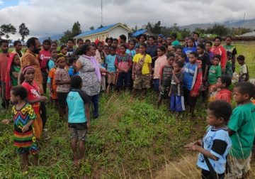 PGI Desak Pemerintah dan Gereja Beri Bantuan bagi Pengungsi Nduga