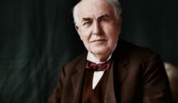 Sisi Lainnya, Thomas Alva Edison