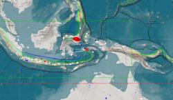Gempa Magnitudo 6,8 SR Mengguncang Warga Ambon