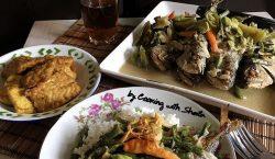 Ikan Kembung Cabai Hijau ala Cooking with Sheila
