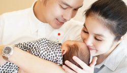 Kesaksian Sandra Dewi Lahirkan Putra Keduanya