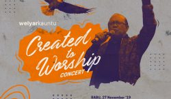 """CREATED TO WORSHIP CONCERT"""