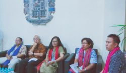 Konferensi Pers JKLPK disampaikan di Konsultasi Nasional XIII
