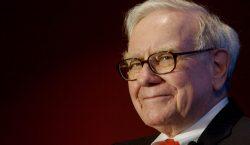 Warren Buffet, Pemberi Sumbangan Terbesar di Dunia