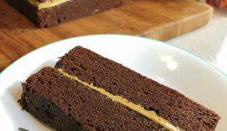Brownies Kukus ala Cooking with Sheila