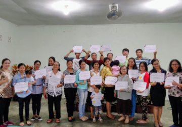 Sahabat Orang Sakit Adakan Training di Pulau Bintan Kepulauan Riau