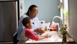 Bagaimana Cara Cuci Tangan Pakai Sabun yang Benar?