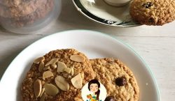 Oatmeal Cookies ala Cooking with Sheila