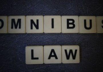 Siaran Pers Respons PGI atas Penetapan RUU Omnibus Law Cipta Kerja Menjadi Undang undang Cipta Kerja