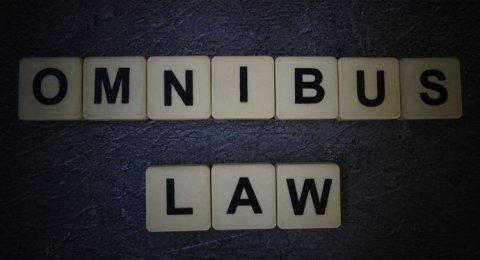 Omnibus Law & Gereja