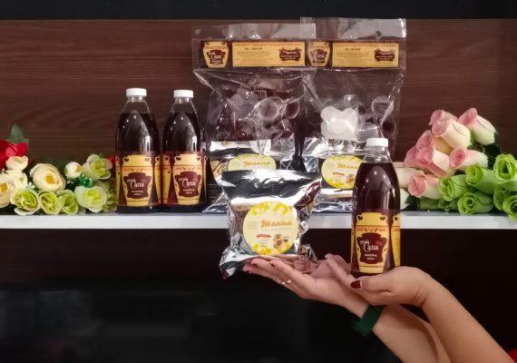 Ready Stock Roti & Anggur Perjamuan