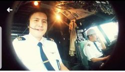 """""""DIEGO RINDU AKAN TUHAN"""" Co-Pilot Sriwijaya Air yang Jatuh Pindah…"""
