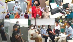 VAKSINASI COVID-19 BAGI TOKOH LINTAS AGAMA DI JAKARTA