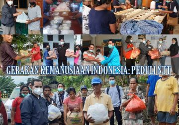 GERAKAN KEMANUSIAAN INDONESIA: PEDULI NTT