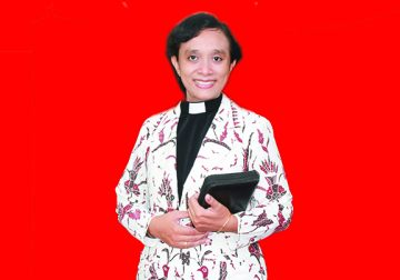 Pdt. Kristi, S.Si, M.A : Gereja Bagi Sesama dan Semesta