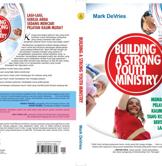 Building A Strong Youth Ministry.