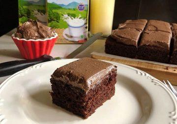 Chocolate CakeKreasi New Mandala 525ala Cooking with Sheila