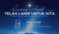 Gereja Visi Pemulihan Gelar KKR Perayaan Natal